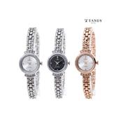 [최명길] 탠디 프린세스 다이아몬드 팔찌시계 T-4021