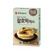 삼양사 큐원 찰호떡믹스